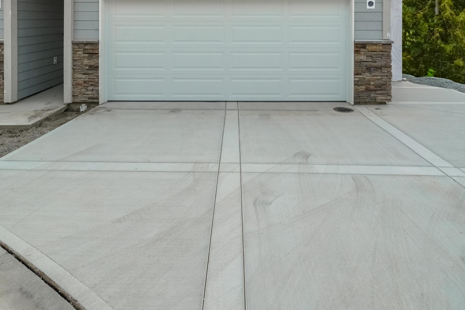 Engineered Concrete Drive