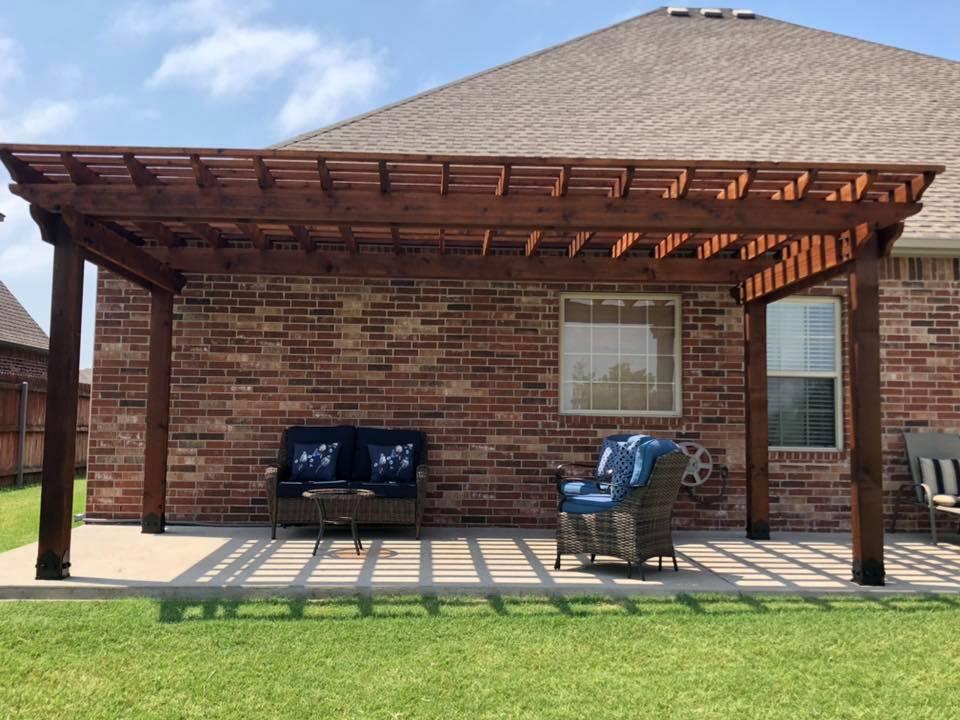 Patio Extension & Paviliion
