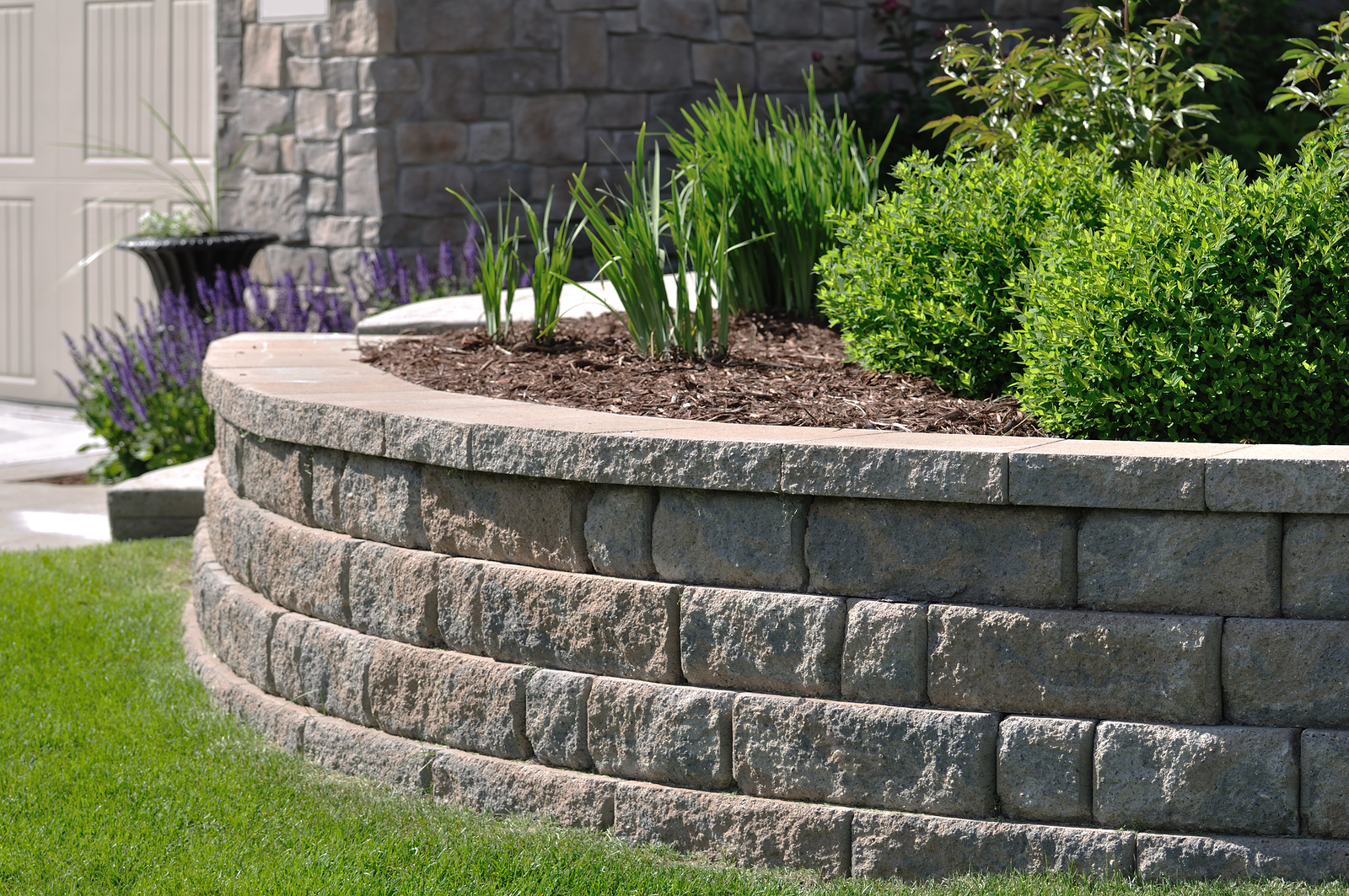 Tulsa Retaining Wall Contractor