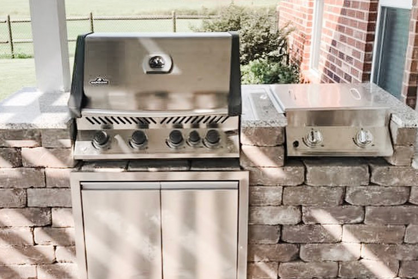 Outdoor Kitchen Installer Tulsa
