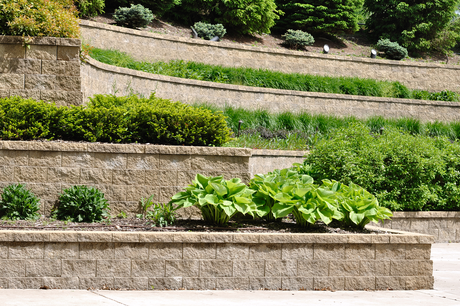 Tulsa Retaining Walls