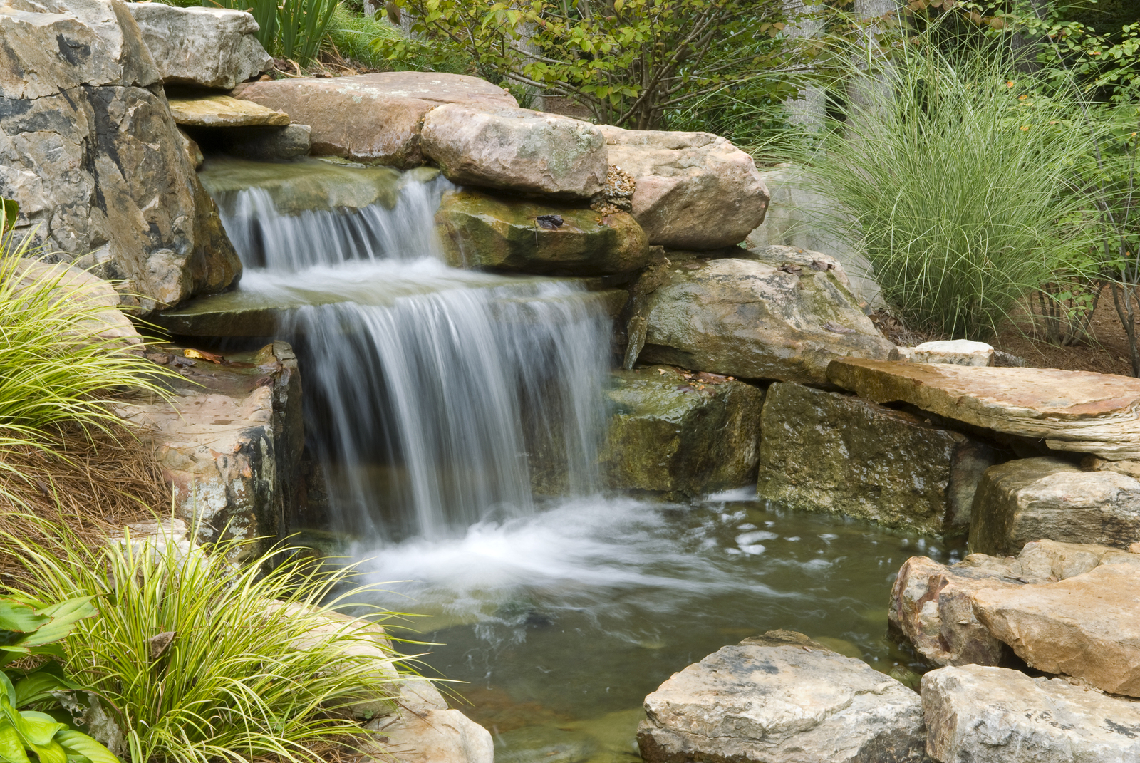 Tulsa Waterfall Builder