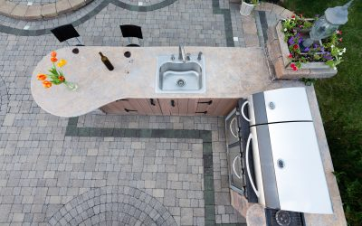 Making Outdoor Kitchen Plans