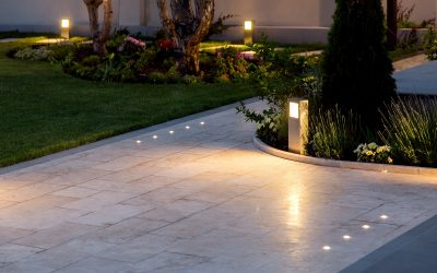 Benefits of Landscape Lighting