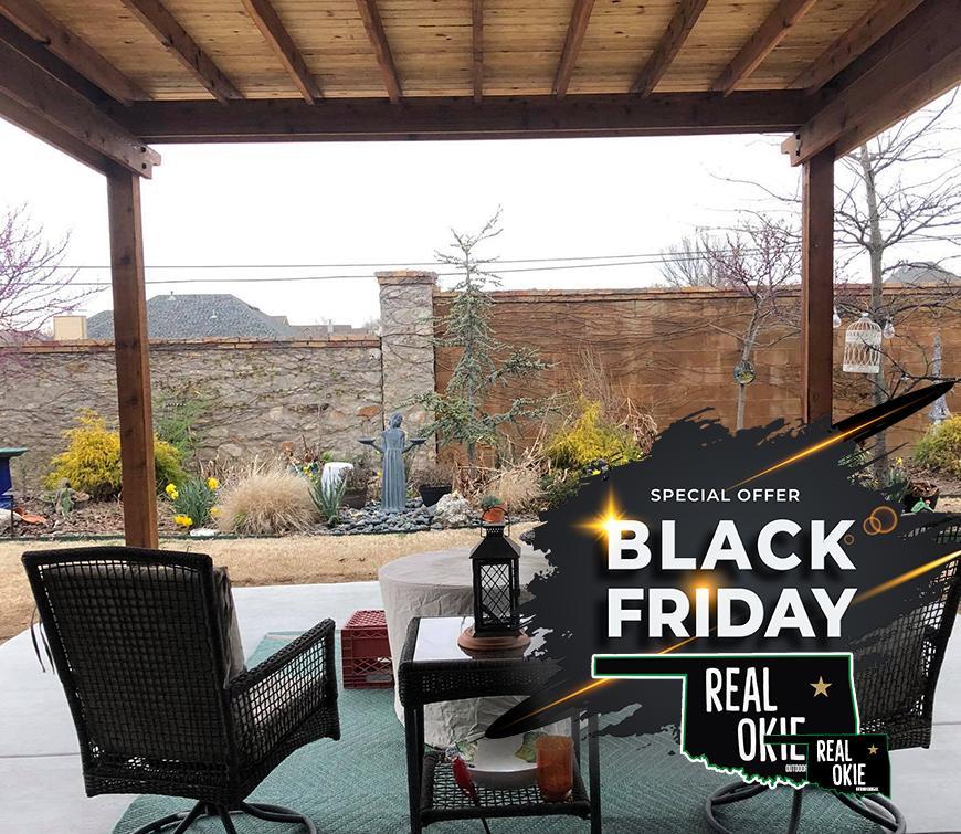Real Okie Black Friday Sale