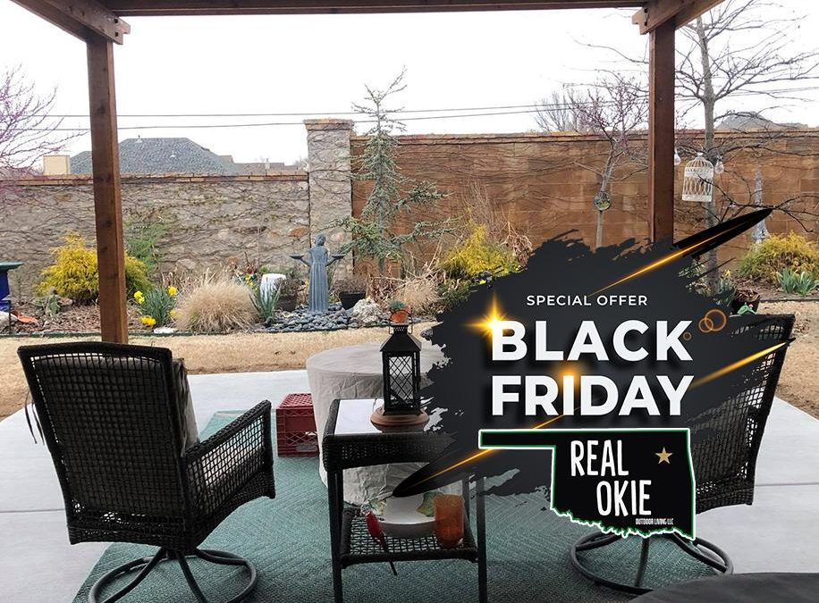 Outdoor Living Black Friday Design Special